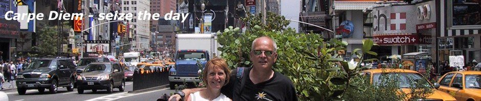 Tony & Wendy's Travel Blog