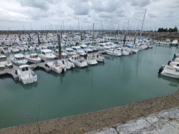 Harbour at Saint Denis d'Oleron