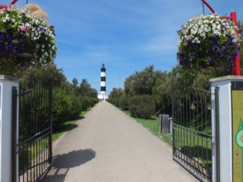 Phare de Chassiron - lighthouse at the Northern tip of Ile d'Oleron