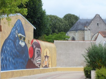 Thouars artwork
