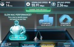 Speedtest net  The Global Broadband Speed Test