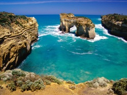 Loch ard gorgeport campbell national parkaustralia beautifulworld