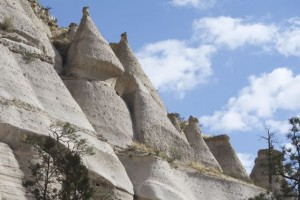 Tent Rocks.