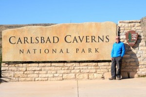 Welcome to Carlsbad Caverns.