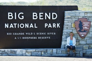 Welcome to Big Bend - at last.