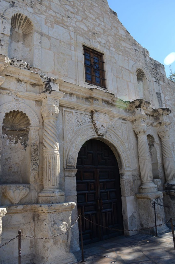The Alamo - no John Wayne though.