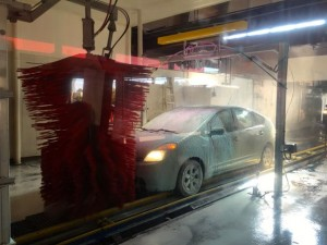 A1 Car wash.