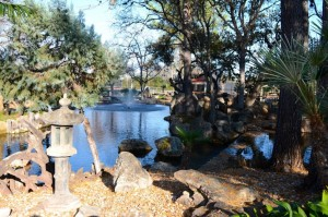Awesome Japanese gardens here in Horseshoe bay.