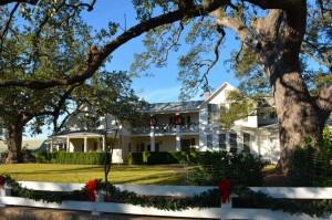Texas White House home of LBJ.