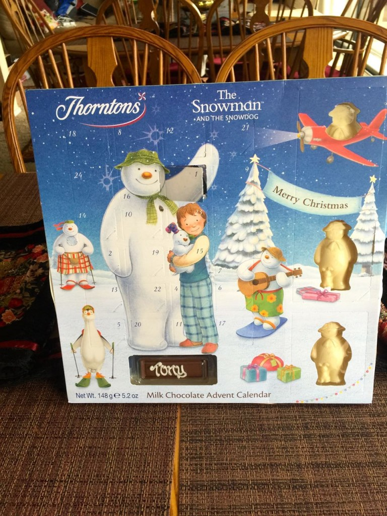 It just wouldn't be Christmas without an advent calendar.