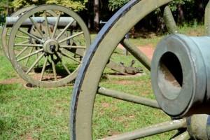 Cheetham Hill gun emplacement.