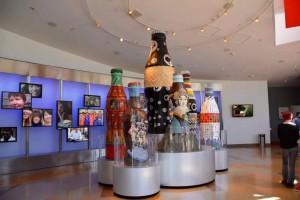 Coca-Cola museum.