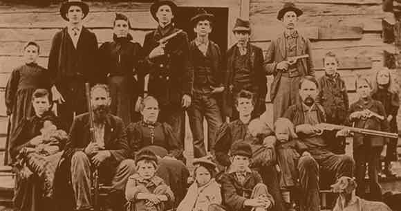 Hatfield McCoy Feud