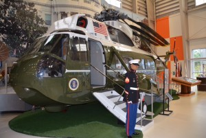 Pensacola Naval Aviation Museum, Marine 1.