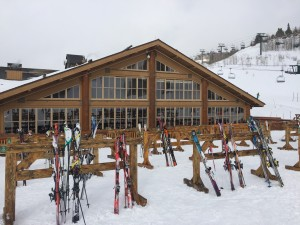 Silver Lake lodge at Deer Valley.