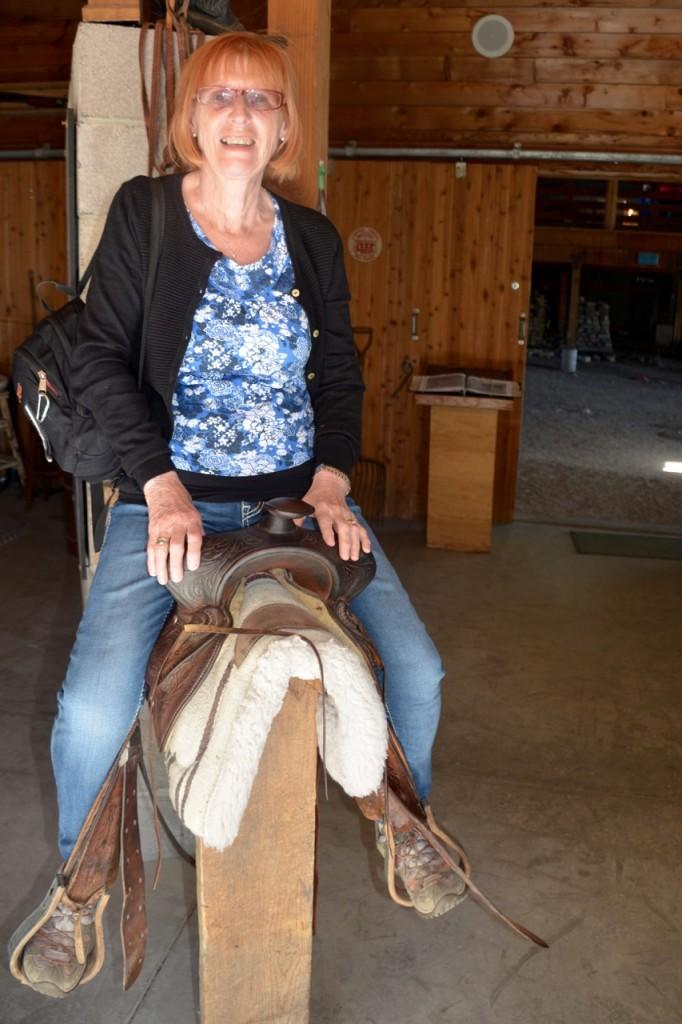 Ride em cowgirl.