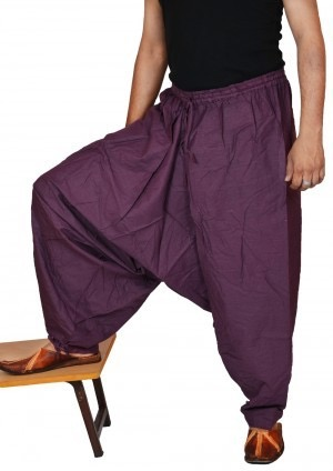 What a joke these Harem pants for eunochs are