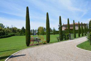 Our villa.