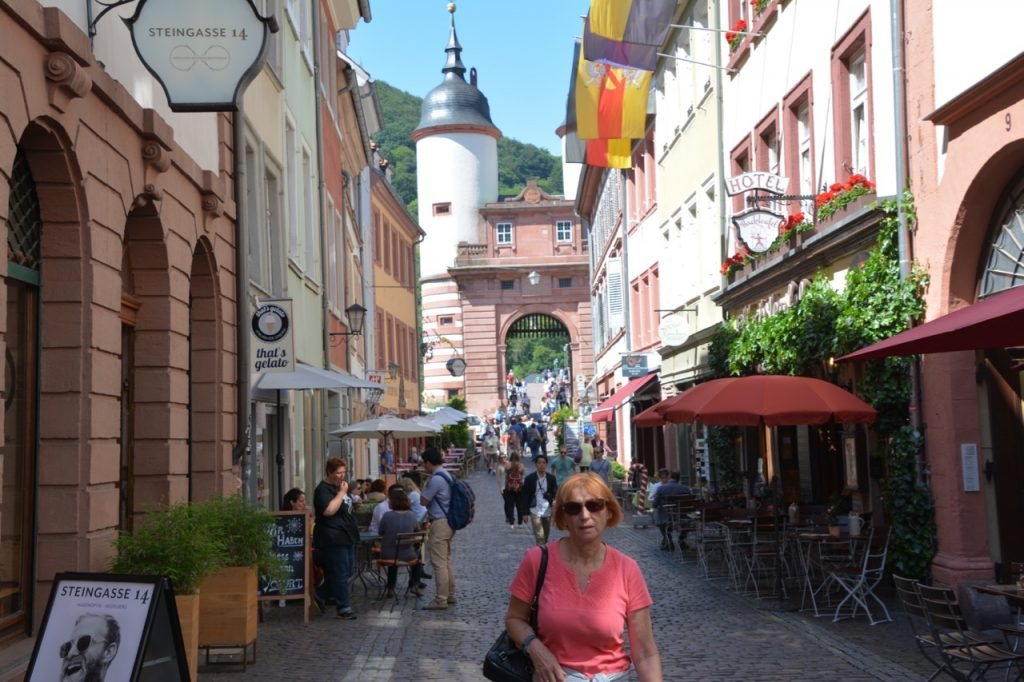 Stroll in Heidelberg