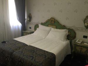 Hotel Montecarlo in Venice.