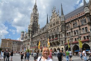 The famous Rathaus.