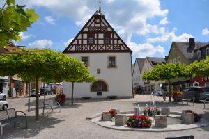 Pegnitz Rathaus.