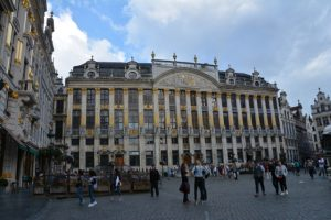 Grande Place Brussels