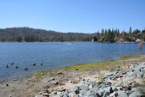Bass Lake.