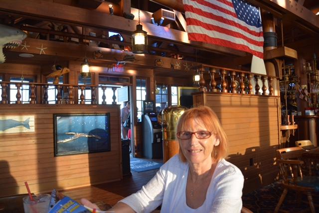 Thanksgiving at Moby Dicks in Santa Barbara