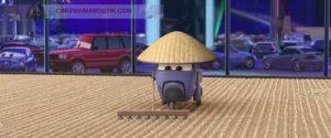 A master raker.