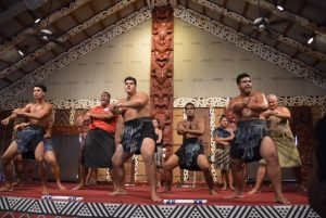 From New Zealand we have Haka.
